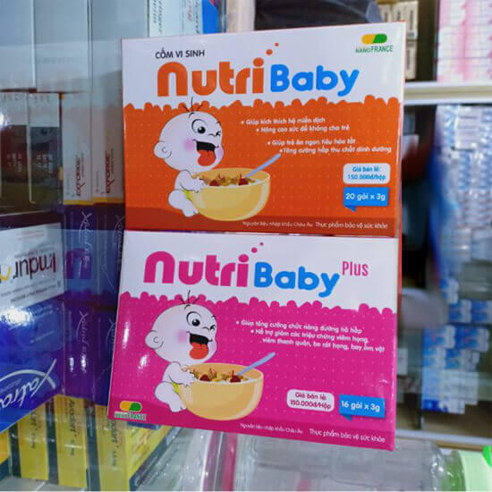 nutribaby va nutribaby plus